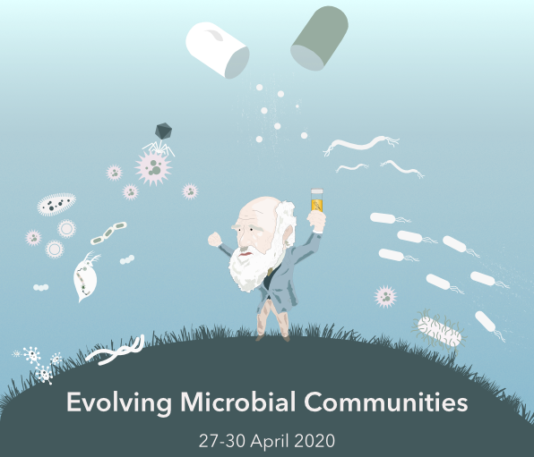 Postponed: Evolving Microbial Communities